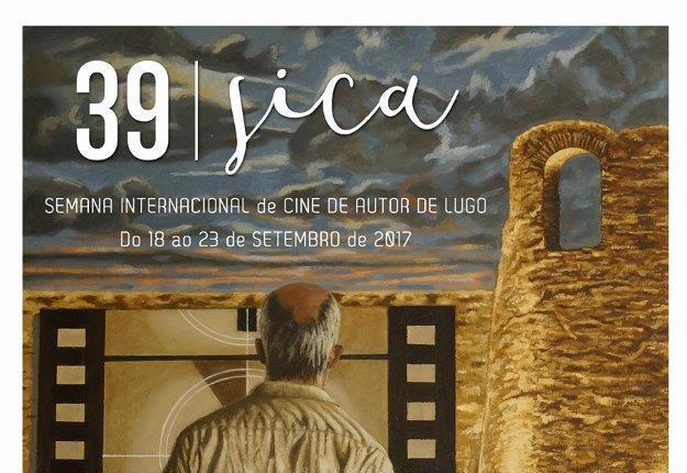 Lázare é o autor do cartel anunciador da XXXIX Semana de cine de Lugo