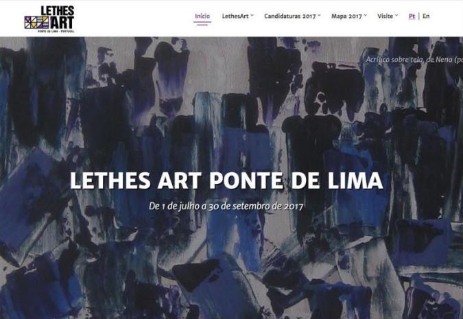 Lethes Art Ponte de Lima