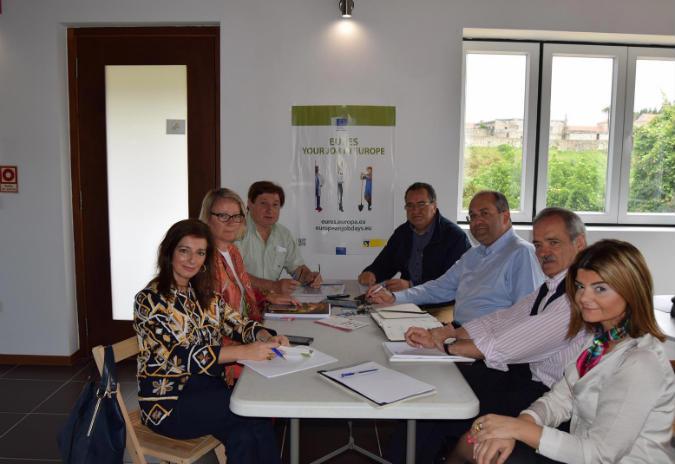Eurocidade Monção-Salvaterra disponibiliza os serviços do gabinete de informação sobre emprego da UE