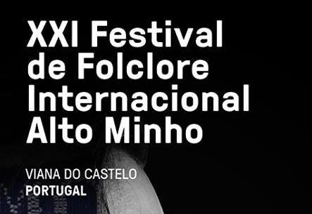 XXI Festival de Folclore Internacional – Alto Minho