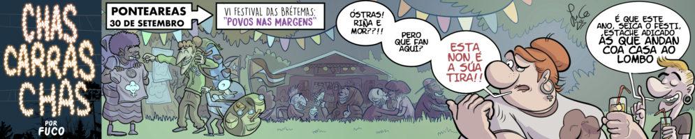 Chas Carras Chás – VI FestiVal das Brétemas