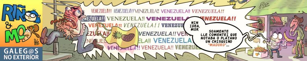 Riña e Mor – Venezuela