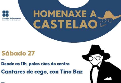 Ponteareas rende homenaxe a Castelao