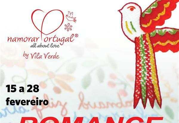 """Apresentação de produtos """"namorar Portugal"""" no Palácio da Brejoeira"""