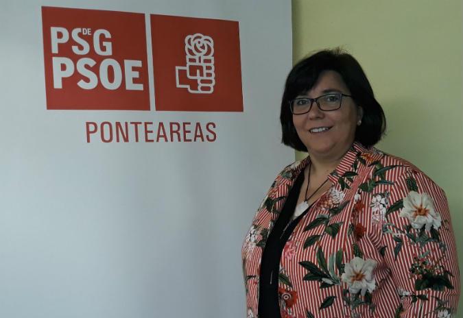 Chus Garrote, nova Secretaria Xeral do PSdG-PSOE de Ponteareas por unanimidade