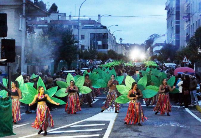 Preto de 1500 persoas desfilarán  o 17 de febreiro no enterro da lamprea en Salvaterra