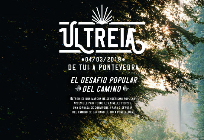 Ultreia, o desafío popular do Camiño de Santiago, sairá dende Tui