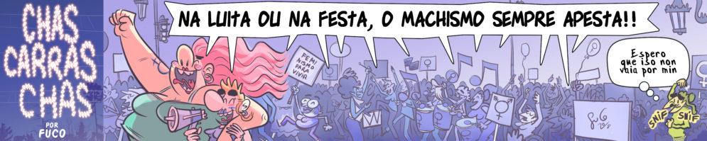 Chas Carrás Chás – Mani 8m