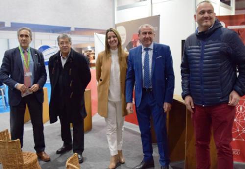 Inauguración da I Feira de Mostras de Lugo