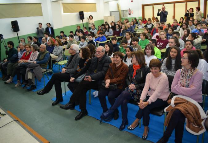 A Real Academia Galega presenta a Primavera das Letras de María Victoria Moreno