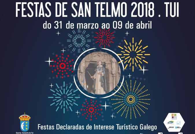 Tui prepárase para celebrar dez días de festa na honra a San Telmo