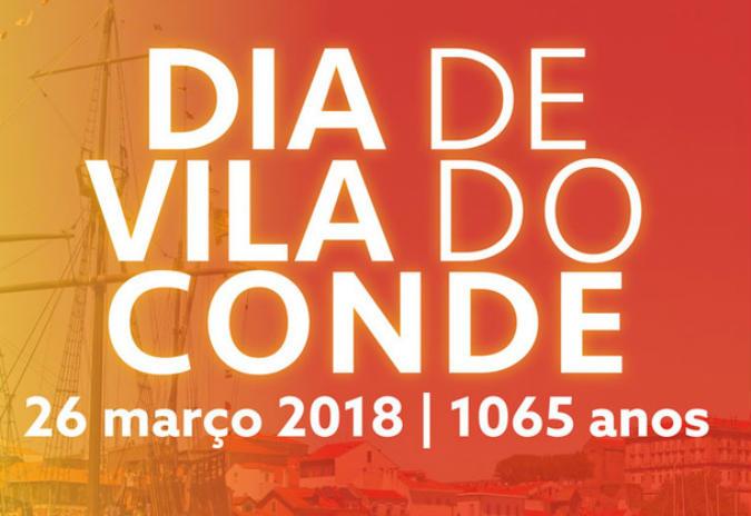 Comemoração do Dia de Vila do Conde