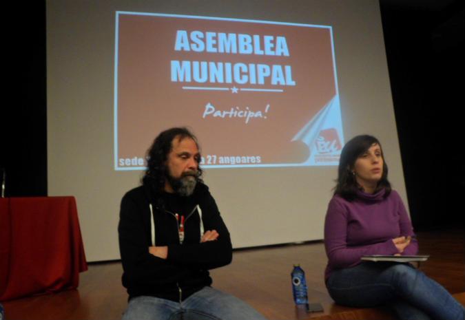 Esquerda Unida de Ponteareas manifesta o acerto de non ter entrado na Xunta de Goberno