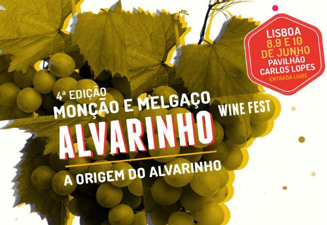O Alvarinho Wine Fest abre portas esta sexta-feira