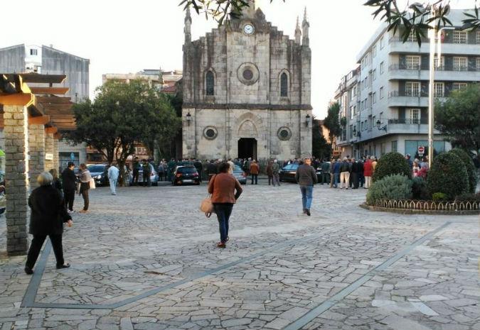 A peonalización da Praza de Bugallal agravará o problema de aparcadoiro no centro de Ponteareas
