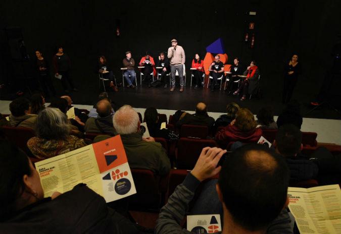 """O Goberno de Santiago volverá render contas na segunda quenda dos """"Encontros ao vivo"""""""