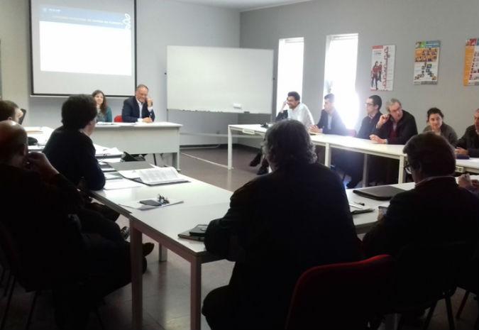 Reunião da Comissão Municipal de Defesa da Floresta Contra Incêndios