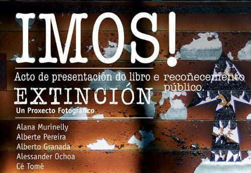 As Neves convida ao Acto de Recoñecemento Público e Presentación do Libro Extinción