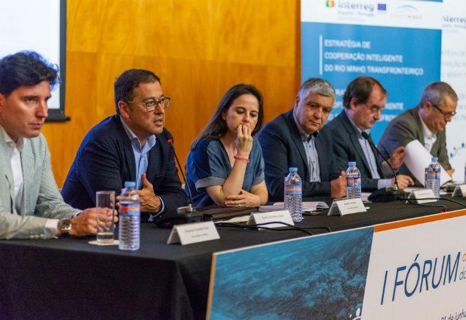 Cidadania ativa e envolvimento de agentes sociais marcam I Fórum do Rio Minho Transfronteiriço