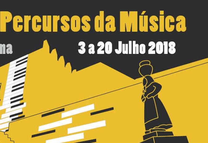 Festival Percursos da Música en Ponte de Lima