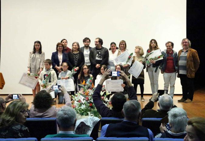 Os III Xogos Florais de Ponteareas entregan os seus premios