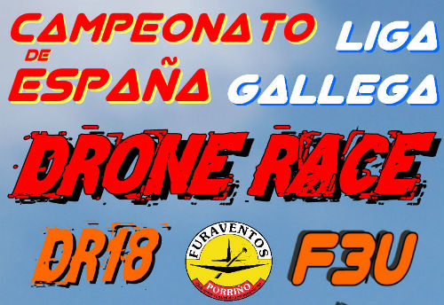Campionato de España de Drons en O Porriño