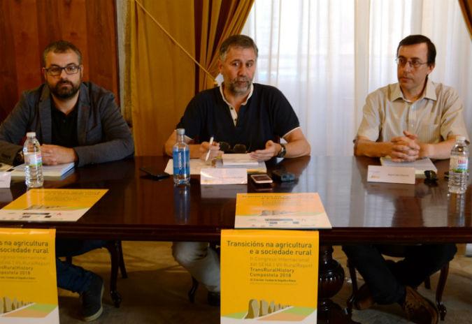 Especialistas internacionais debaten esta semana en Historia sobre os cambios na agricultura e na sociedade rural