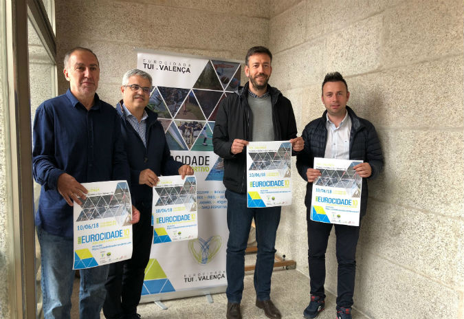 A Eurocidade 10 destinará o importe íntegro da inscrición aos afectados de Paramos