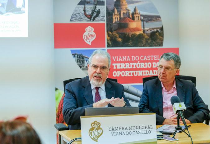 Adesão de Viana do Castelo à entidade gestora pública regional Águas do Alto Minho