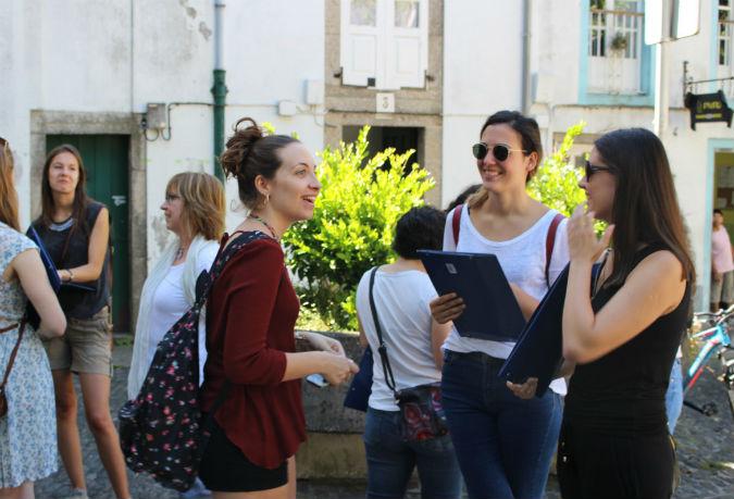 """Os Cursos """"Galego sen fronteiras"""" arrincaron coa benvida a preto de 80 estudantes de catro continentes"""