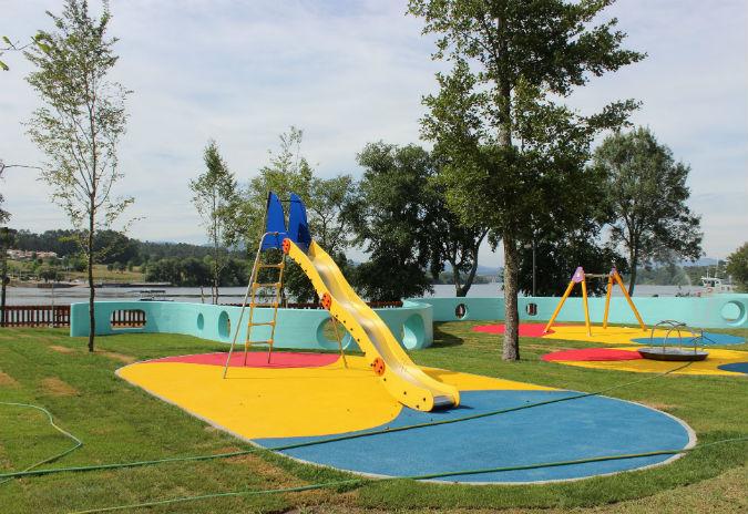 Parque de Lazer do Castelinho apresenta-se com nova atratividade