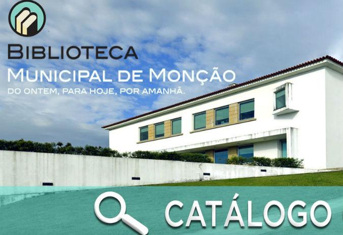 Biblioteca de Monçao disponibiliza catálogo online