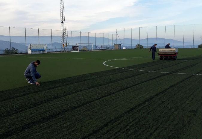 As Neves ven de mellorar as súas instalacións deportivas