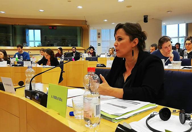 Ana Miranda pregunta á Comisión pola execución dos actuais fondos FEMP en Galiza