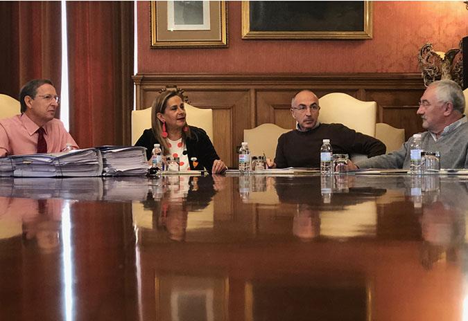 O goberno de Carmela Silva financia con mais de 120.000 euros a urbanización da rúa Calvario en A Guarda
