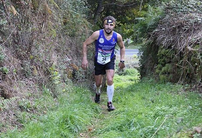 """""""Quen practica trail running é un deportista diferente"""""""