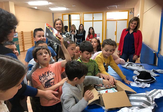 """Deputación e Fundación Meniños fomentan a educación emocional no alumnado a través do proxecto """"Viaxe ao Reino das Emocións"""""""