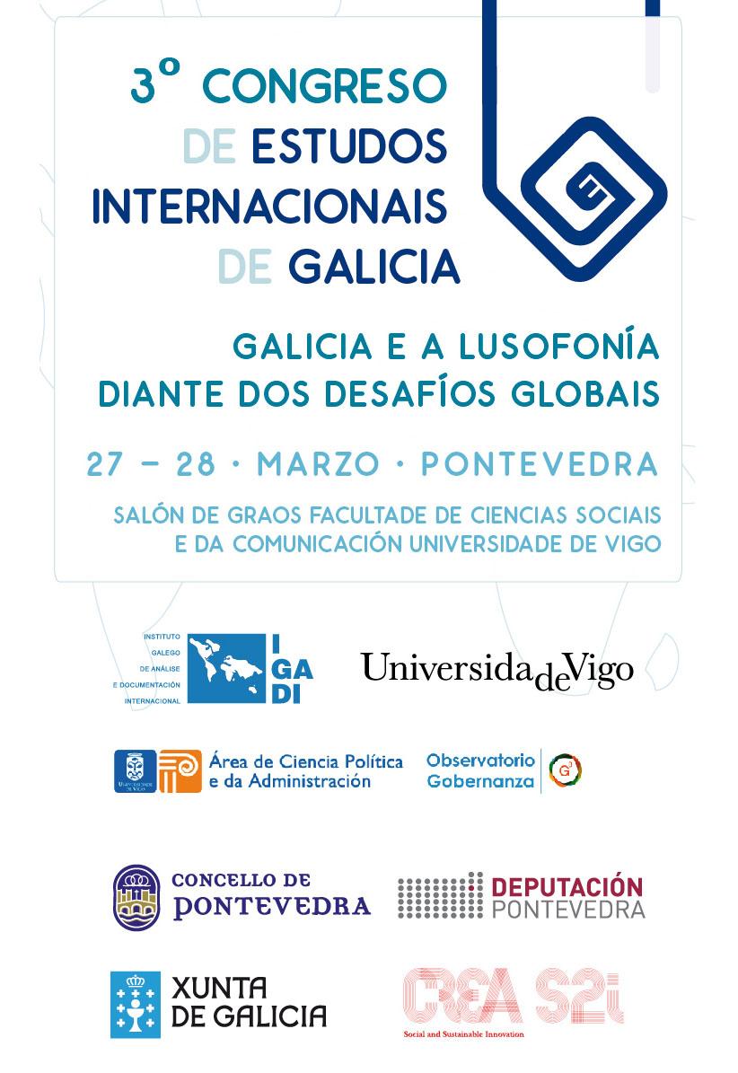 III Congreso de Estudos Internacionais de Galicia