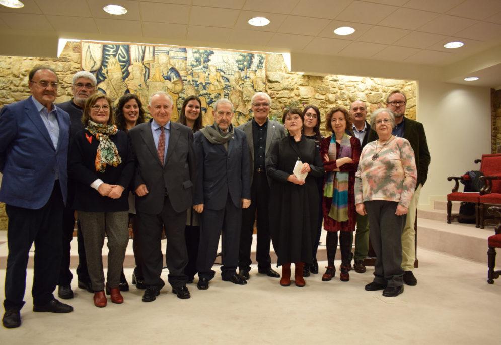 As 'Horas de Compostela' enchen de versos de Salvador García-Bodaño o Día da Poesía