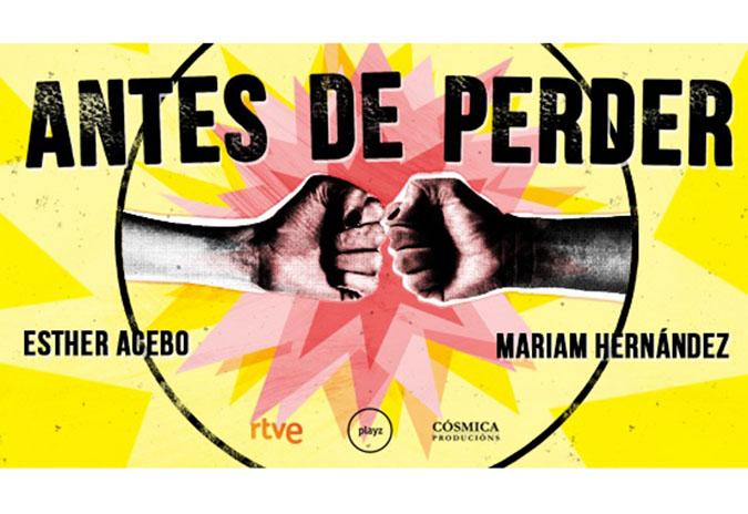 Sonia Méndez estrea este mércores a road movie feminista Antes de perder