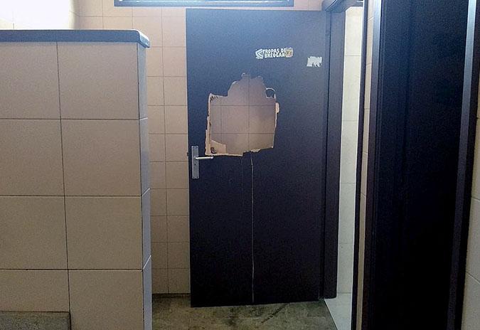 ACiP lamenta o estado da estación de autonuses