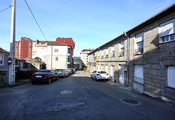 Adxudicadas por 122.193€ as obras de reurbanización do primeiro tramo da rúa San Roque
