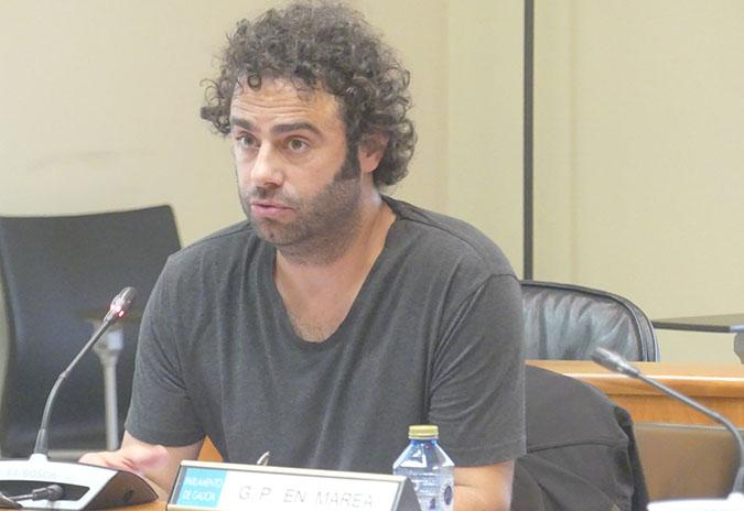En Marea reclama a creación de GES en Maceda, Allariz, e A Veiga