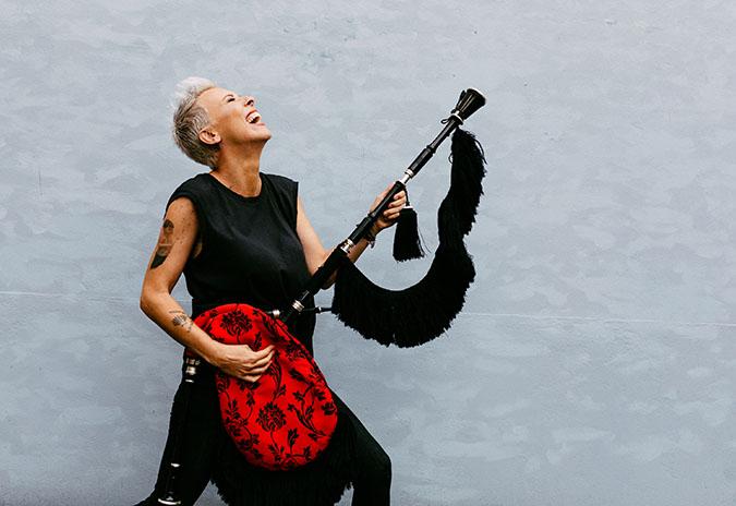 Susana Seivane actuará o próximo sábado, 6 de xullo, en concerto en Tui