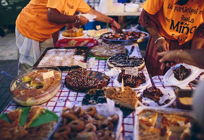 Mañá venres e o luns as asociación culturais poden presentar a súa solicitude para participar na IX Festa Gastronómica