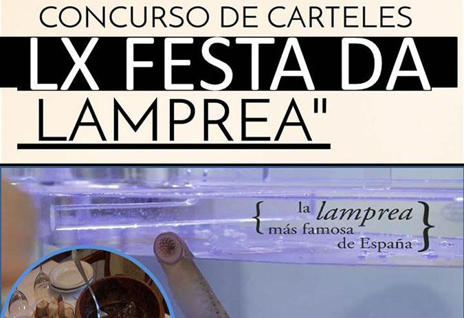 Arbo inicia o concurso de carteis para a LX Festa da Lamprea