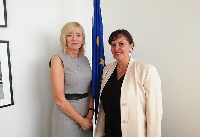 Ana Miranda insta á Comisión Europea a facer públicos os documentos do Alvia