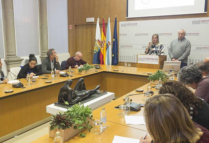 A Deputación revaldia o seu compromiso cos concellos e aumento os investimentos na provincia