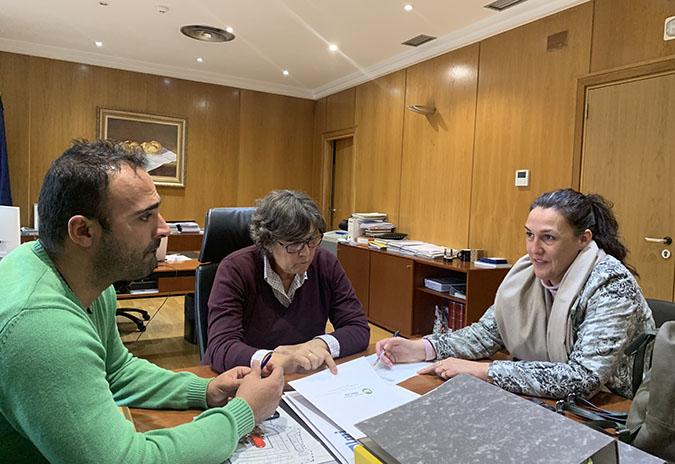 O concello otorga ao CD Pontellas unha achega extra de 4.000 euros
