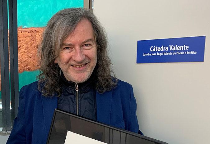 """Exposición sobre """"Valente e a unidade das artes"""" comisariada por Claudio Rodríguez Fer"""